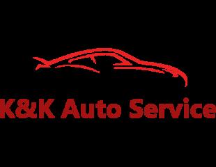 K and K Auto Service logo